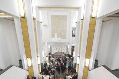 Nederland, Den Haag, 21-11-2019 Van Oort en van Oort en de Public Affairs Academie organiseren de Nacht van de Lobbyist in het Gemeentemuseum Kunstmuseum in Den Haag